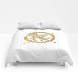 Mocking Jay Comforters
