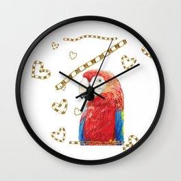 Fligh Fashion Wall Clock