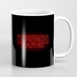 Stranger Dungeon Master Coffee Mug
