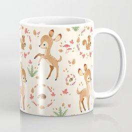 forest animals pattern Coffee Mug