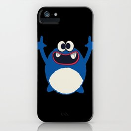 Happy Monster iPhone Case