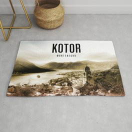 Kotor Wallpaper Rug
