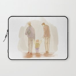 Becoming a Family Laptop Sleeve