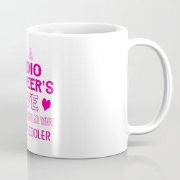 Audio Engineer's Wife Coffee Mug