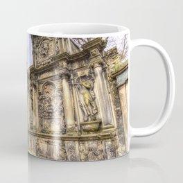 Greyfriars Kirk Cemetery Edinburgh Coffee Mug