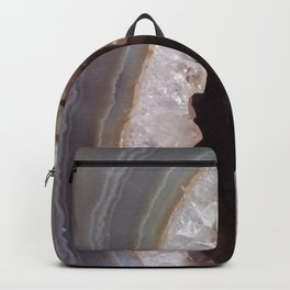 Geode Crystal Cavern Backpack