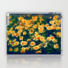 Painted Daisies Laptop & iPad Skin