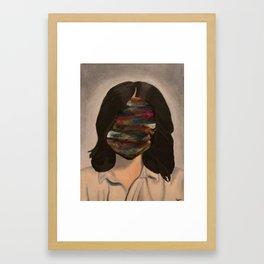 Monachopsis Framed Art Print