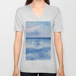 Ocean Wonder Series - Endless Unisex V-Neck