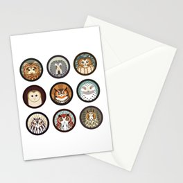 Owls of the Eastern United States Stationery Cards