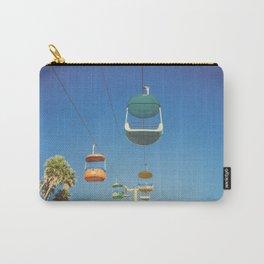 Santa Cruz Boardwalk Gondolas II Carry-All Pouch