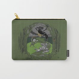 Happy Knight Carry-All Pouch