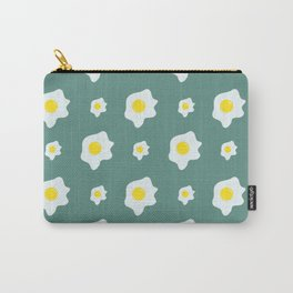 Eggs Pattern Carry-All Pouch