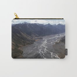 New Zealand's beauty *Aoraki/MtCook 5 Carry-All Pouch
