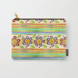 Parterre Botanique Floral Carry-All Pouch