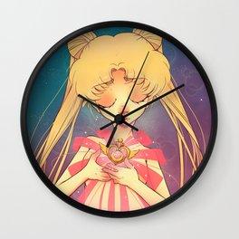 Moon Crisis Power, Make-up! Wall Clock