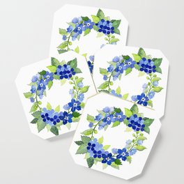 French Blues Coaster