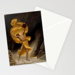 """Sir William Blake Richmond """"Orpheus returning from the Shades"""" Stationery Cards"""