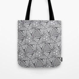 Aloof, a Cat Tessellation Tote Bag