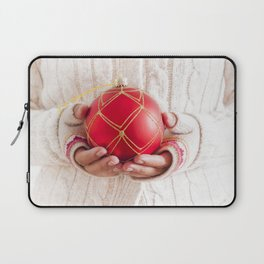Christmas balls Laptop Sleeve