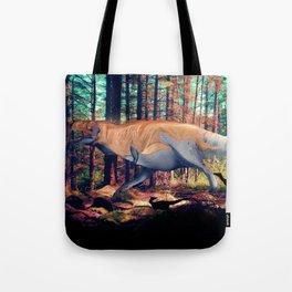 Hell's Creek Tote Bag
