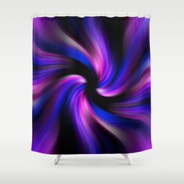 Abstract Fractal Background 2 Shower Curtain