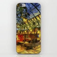 Covent Garden Van Gogh iPhone & iPod Skin