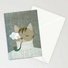 dapper's delight Stationery Cards