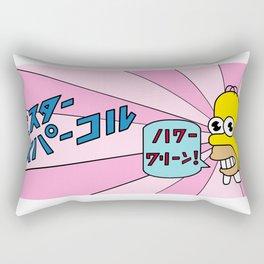 Mr crocket Rectangular Pillow