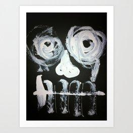Hello dave Art Print