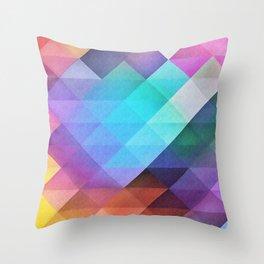 Pattern 12 Throw Pillow