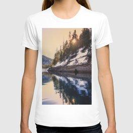 Reflections of a Dream Lake McCloud California T-shirt
