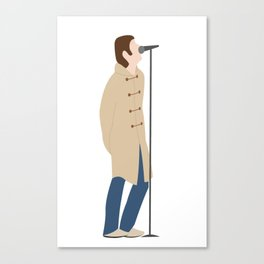 Liam Gallagher You're My Wonderwall Canvas Print