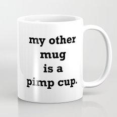 Nouveau Riche Mug