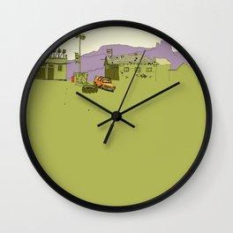 Frank's Cafe Wall Clock