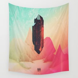 Sometimes Wall Tapestry