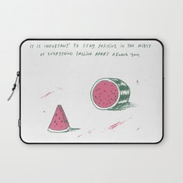Watermelon Optimism Laptop Sleeve