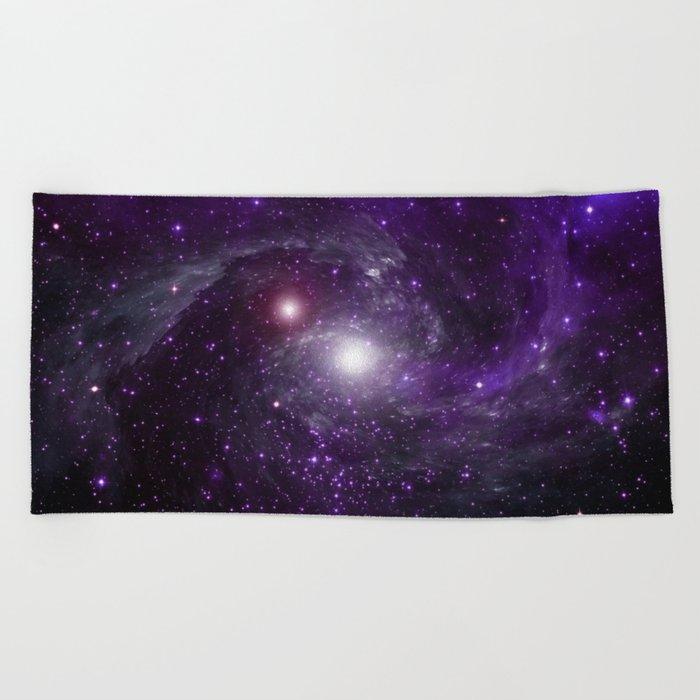 Newborn star Beach Towel