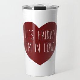 Friday Travel Mug