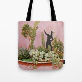 The Wonders of Cactus Island Tote Bag
