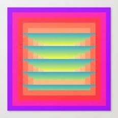 Gradient Fades v.4 Canvas Print
