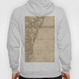 The Atlantic Neptune: Charts for the Use of the Royal Navy (1780) - US Coast, New York to Chesapeake Hoody