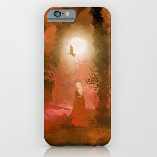 The Magician by Paul Kimble & Viviana Gonzalez iPhone & iPod Case