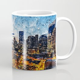 Nashville, Tennessee Coffee Mug
