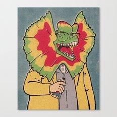 Dennis Canvas Print
