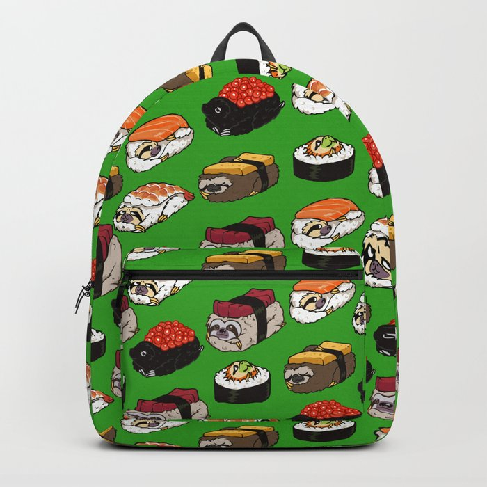 Sushi Sloth Backpack