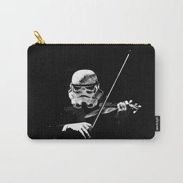 Dark Violinist Warrior Carry-All Pouch