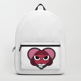 Angry Space Frogs Need Love Too. Backpack