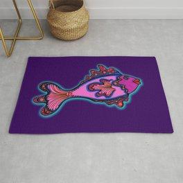 KissyFish Rug