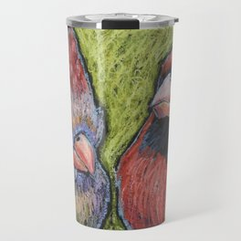 Cardinal Mugs Travel Mug